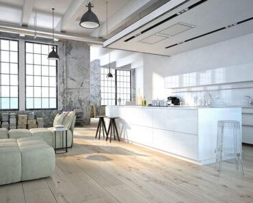 Geeigneter Fußboden fürs Wohnzimmer