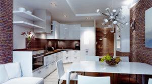 Küchen-Design wird großgeschrieben