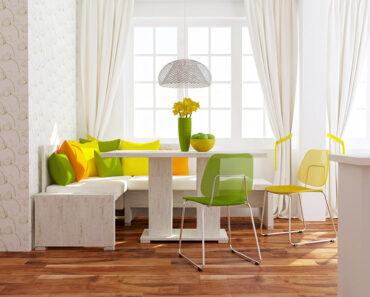 Wohnzimmer erhöht die Wohnqualität