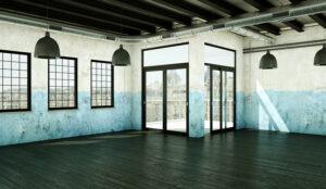 Renovierungs-Alarm fürs Wohnzimmer
