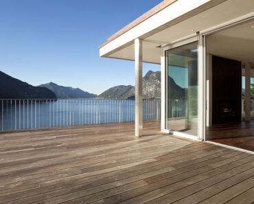 Tiefgreifendes Lifting von Balkon und Terrasse