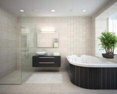 Fliesengestaltungstrends fürs Badezimmer