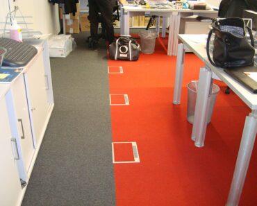 Teppichboden - perfekt fürs Zuhause und Büro