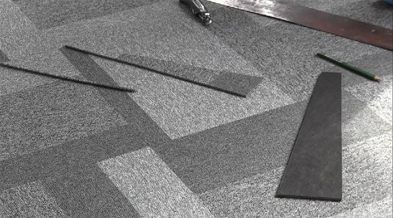 Teppichfliesen – praktisch und vielfältig
