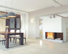 Moderne Designkamine verleihen Wärme und Stil