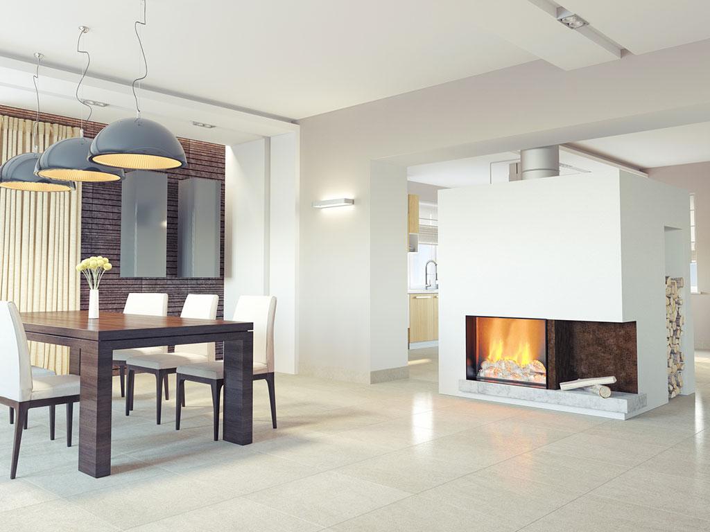Moderne Designkamine verleihen Wärme und Stil - Wohnratgeber.at