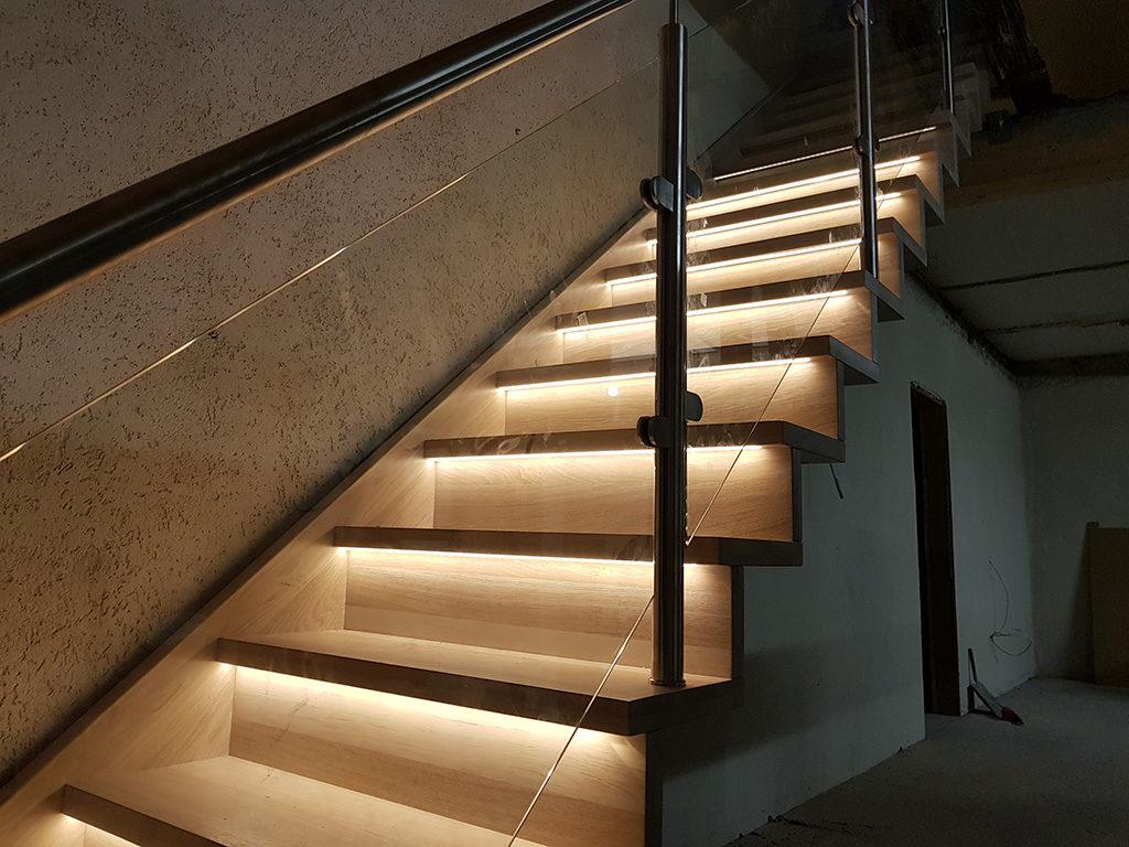 Treppen aus Polen vom Hersteller